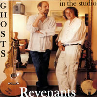 CD cover: Ghosts - Revenants.