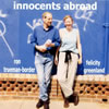CD cover: Ron Trueman-Border - Innocents Abroad.